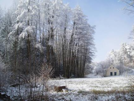 Ab November liegt Schnee