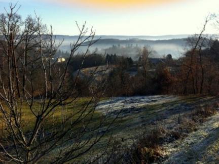 Gars/Kamp im Nebel