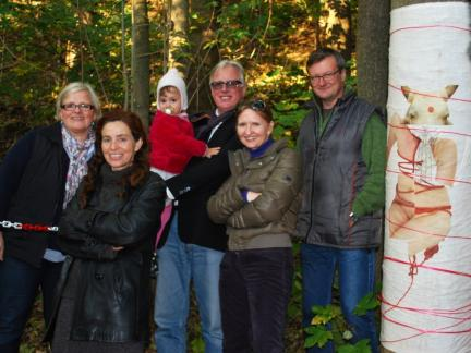 Herbst 2011: Tag des offenen Ateliers