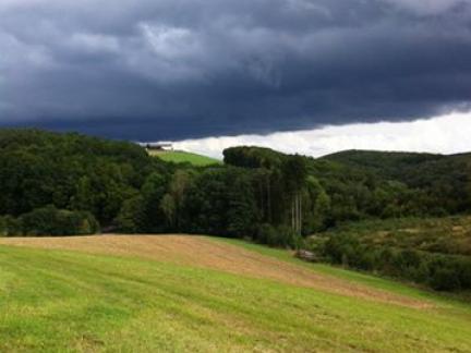 August14: ob kalt oder schwül: immer feucht und wenig schön